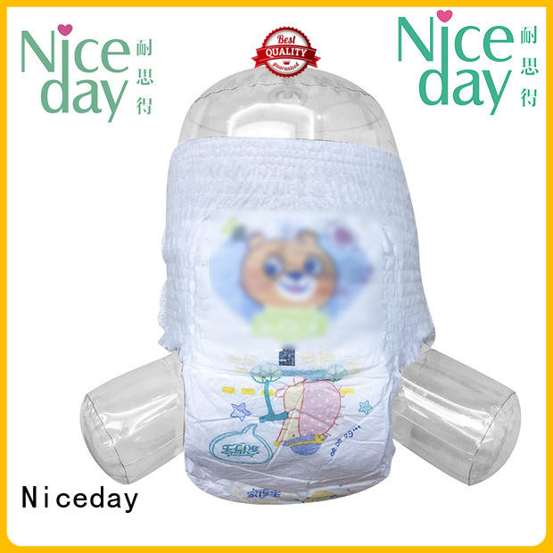 Niceday organic best diapers babydry for baby girl