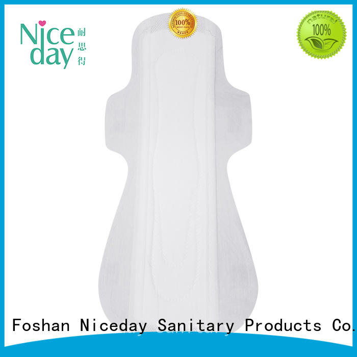 Niceday against sanitary pad label for female