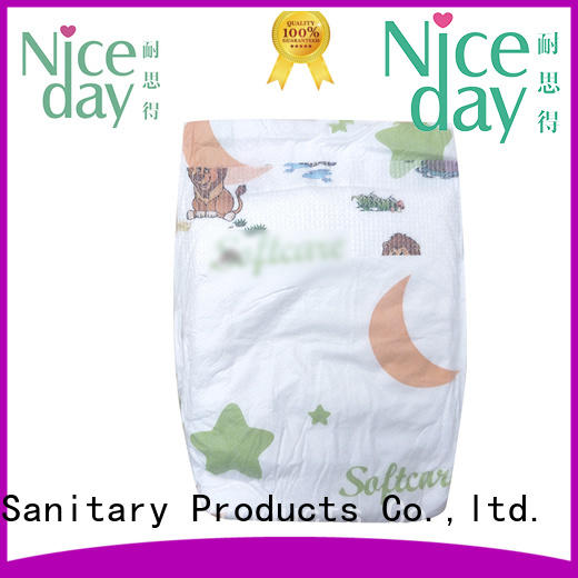 Niceday dry  newborn baby diapers babydry for baby girl