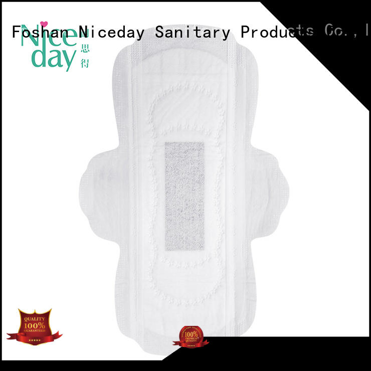 Niceday special best sanitary pads film for women