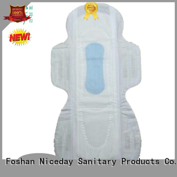popular long sanitary pads plus for feminine Niceday