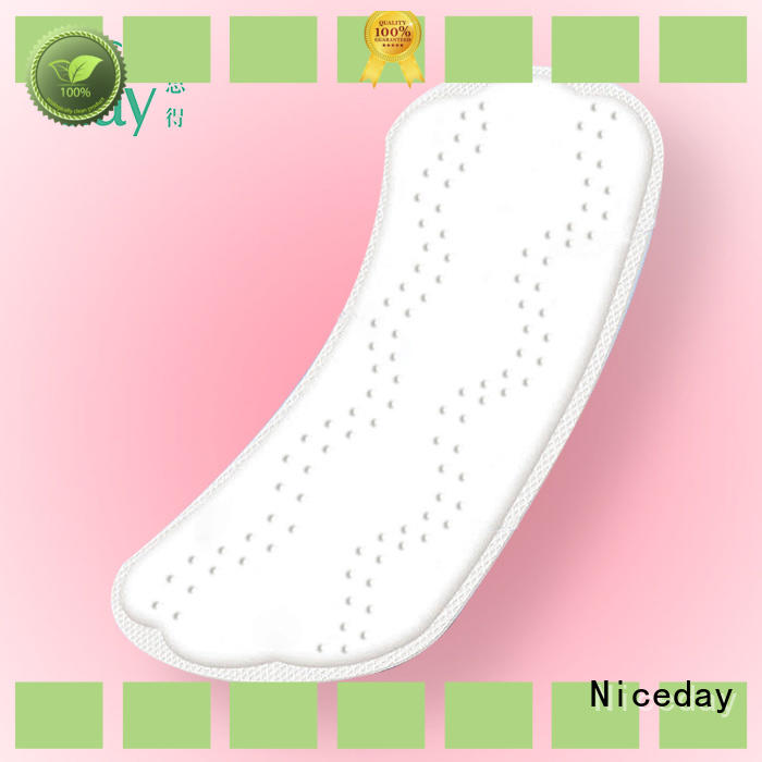 Niceday absorbent cheap sanitary towels surper for period