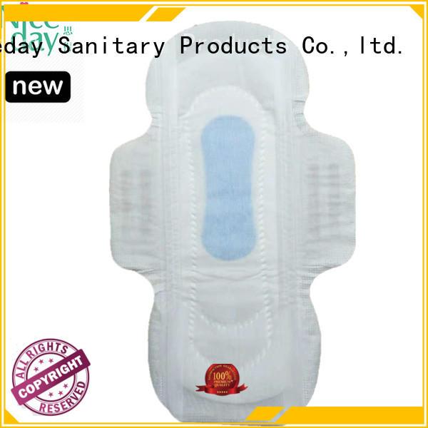 Niceday comfortable cheap sanitary pads against for feminine