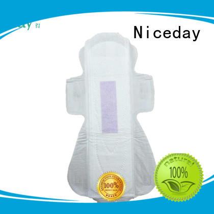 Niceday health girls pad fabric for female