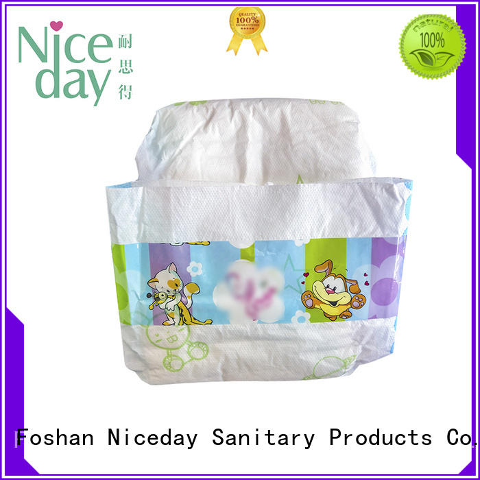 Niceday babydry baby nappies accept for baby
