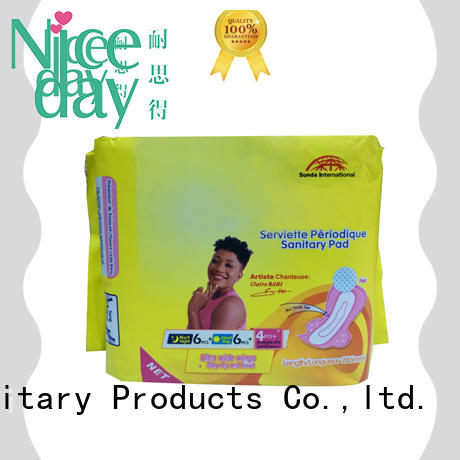 Niceday thin girls pad baby for feminine