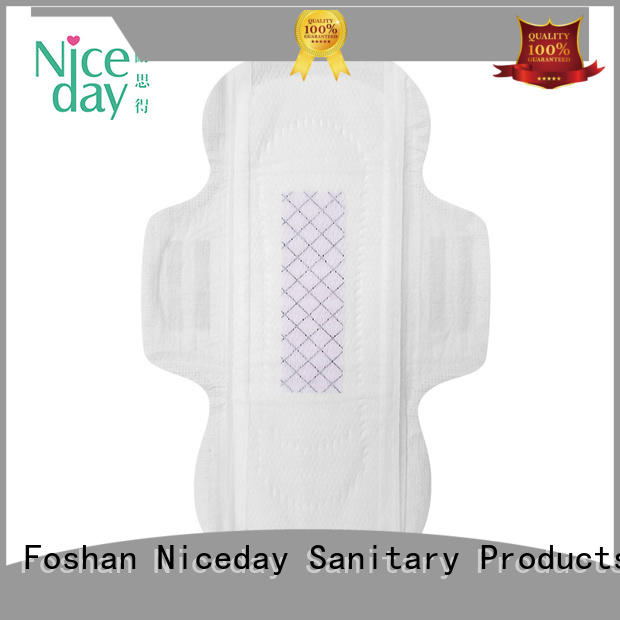 Niceday liner female hygiene products towel for girls