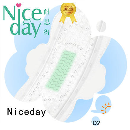 disposable cheap sanitary towels pads for feminine Niceday