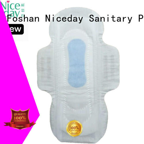Niceday cotton best period pads absorbency for feminine