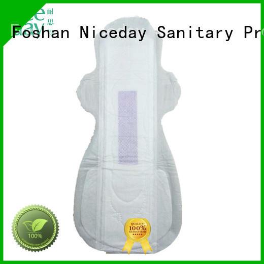 Niceday thin cheap sanitary pads doctor for feminine