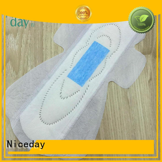 Niceday blue best menstrual pads over for women