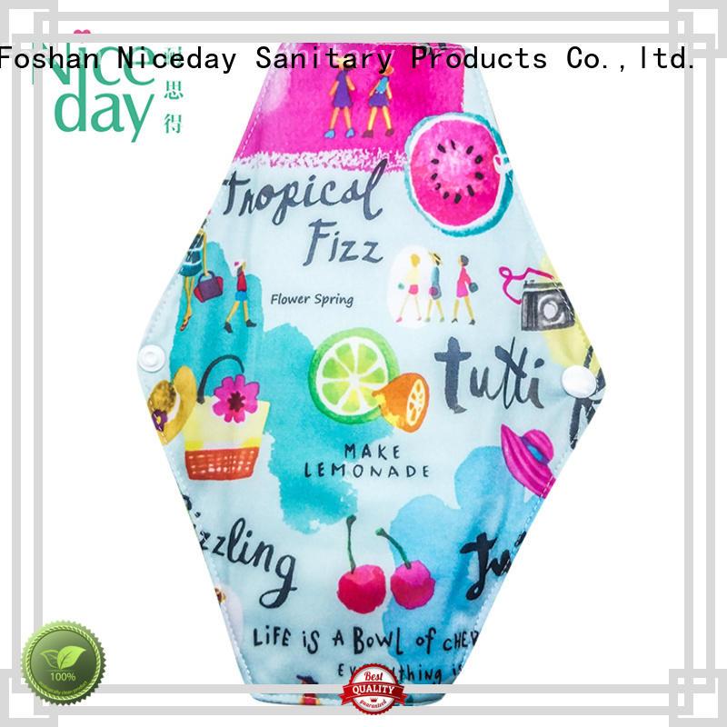 Niceday sanitary reusable feminine pads dniceday for women