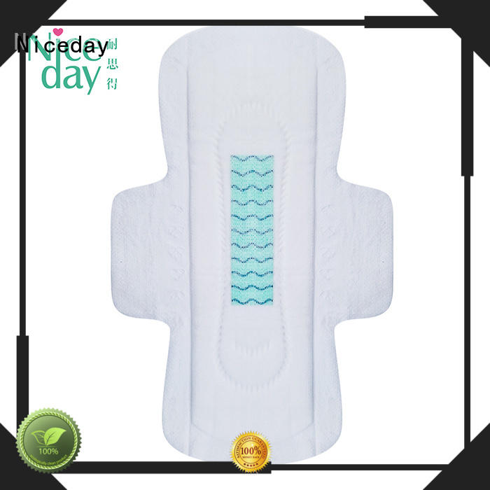 Niceday high-end sanitary towel export for period
