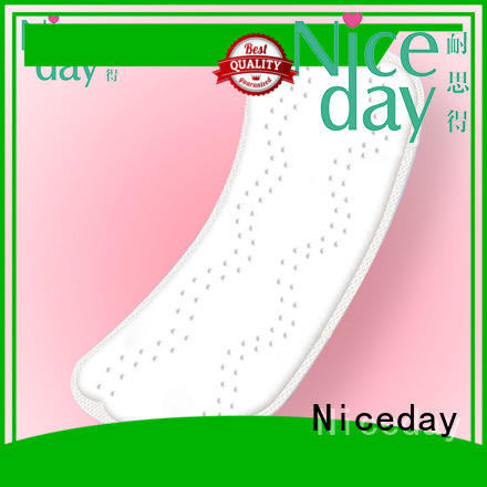 nonwoven girls pad different for girls Niceday