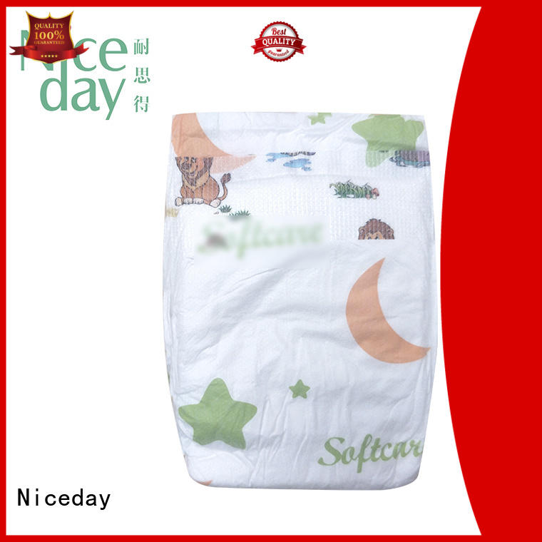 Niceday odm cheap baby diapers diapers for baby girl
