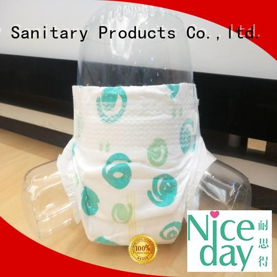 ultra absorbent sanitary pads sleeping for baby Niceday