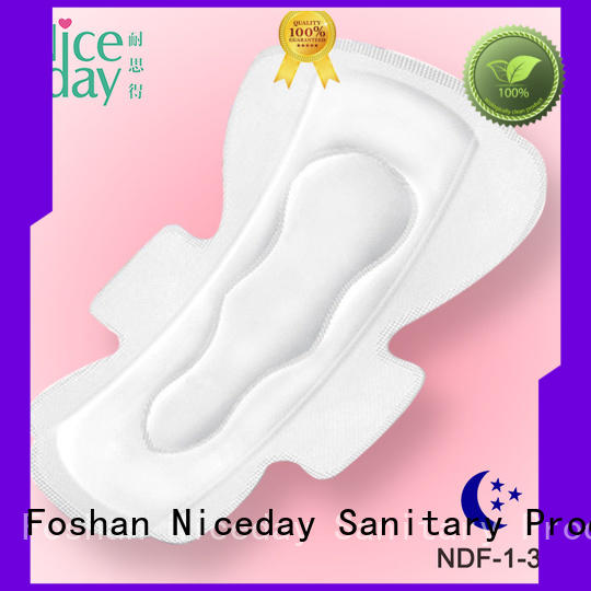 Niceday polyphenols feminine pads without for feminine