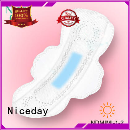 Quick-dry sanitary pads napkin Guangzhou commodity fair merchants NDMIMI-1-2-Niceday