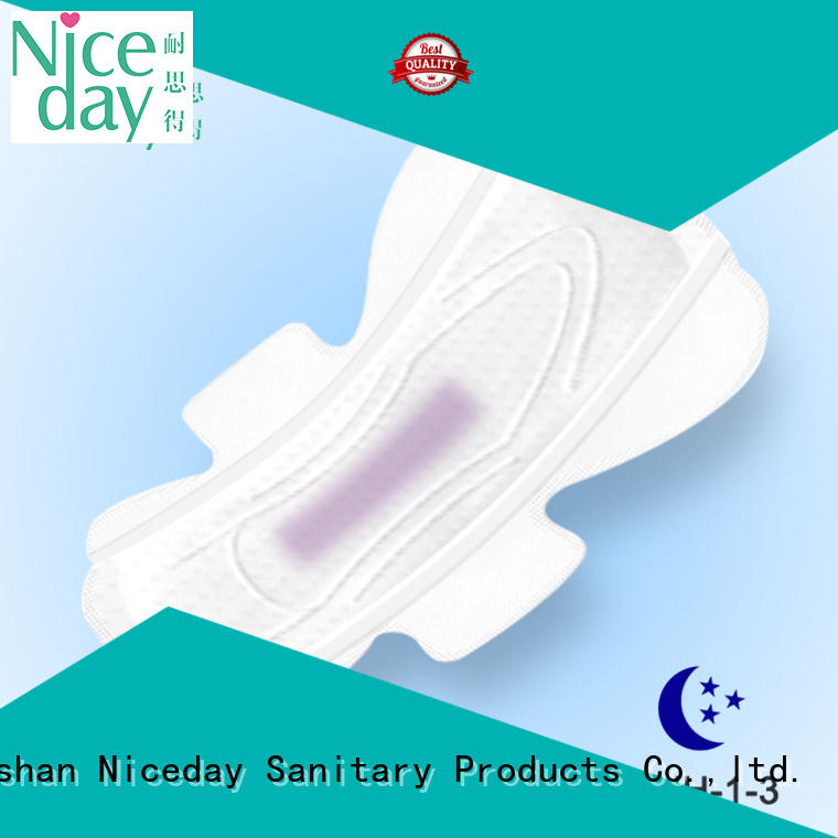 high-end ultra thin sanitary napkin plus day for girls