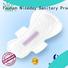 black sanitary towel pad pad for girls