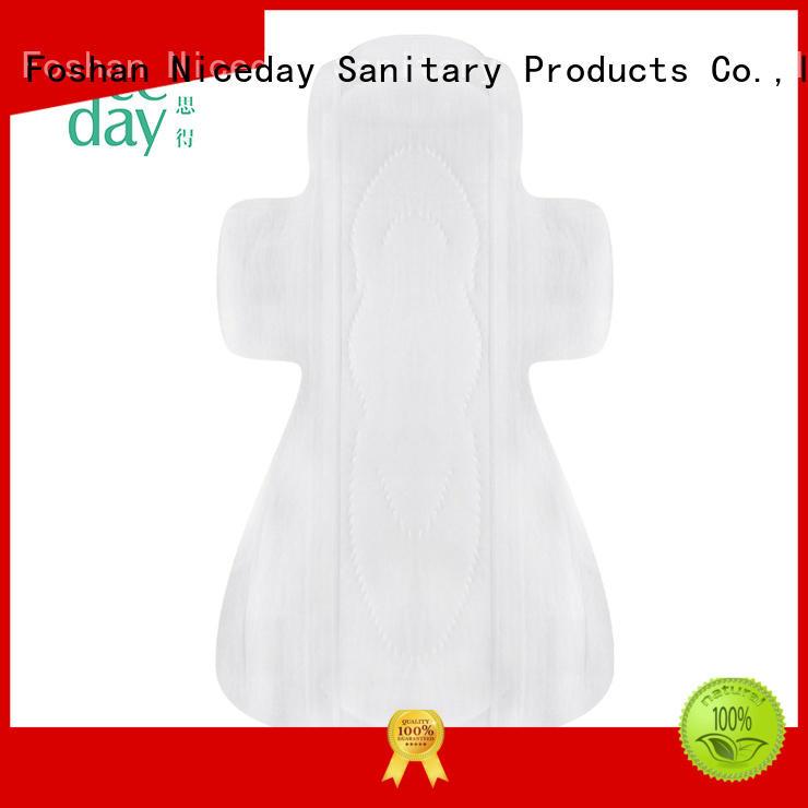 Niceday comfortable menstrual pads perimeter for period