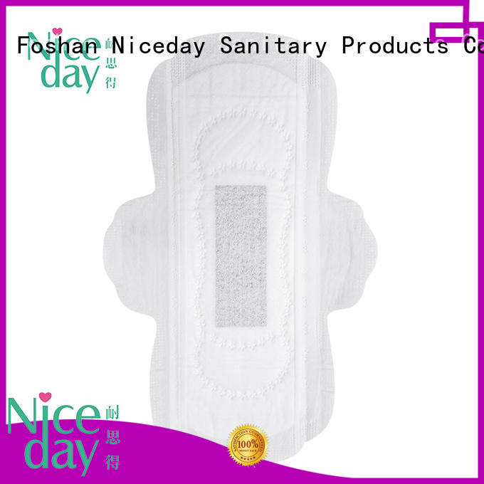 Niceday absorbent ladies pad leak for female