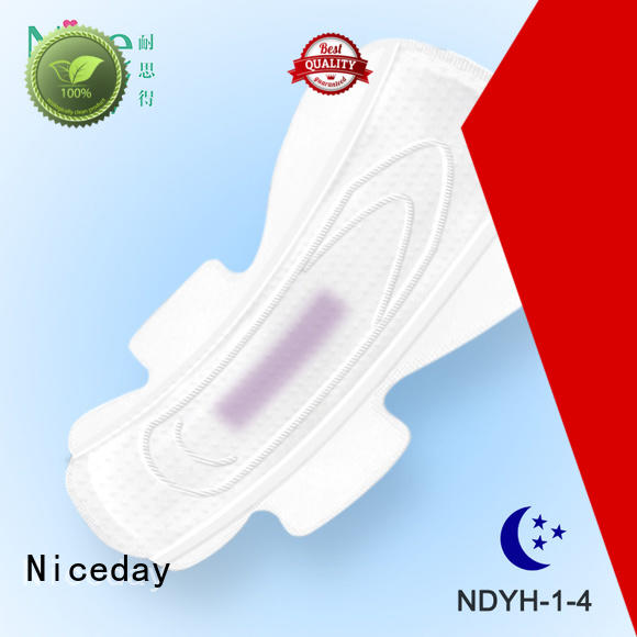 Niceday softcare period pads long for women