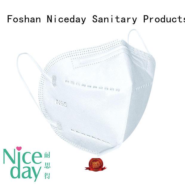 Niceday disposable dust mask manufacturer for virus prevention
