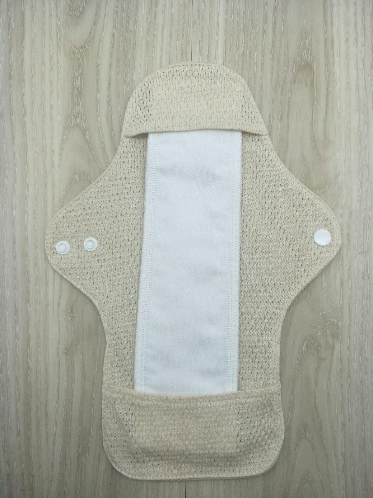 organic cotton menstrual pads pads Niceday-1