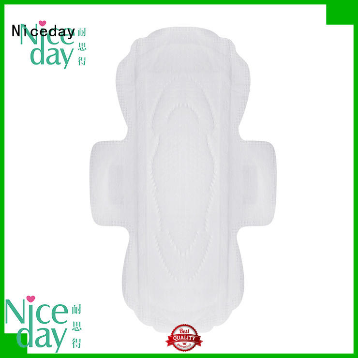 Niceday merchants napkin brands bamboo for ladies