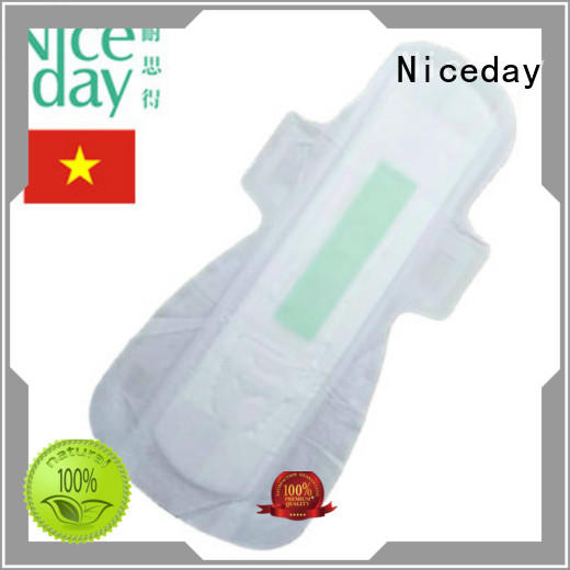 Niceday purple menstrual products reusable for girls