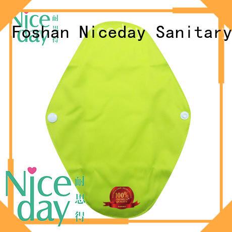 Niceday menstrual reusable sanitary towels amazing for ladies