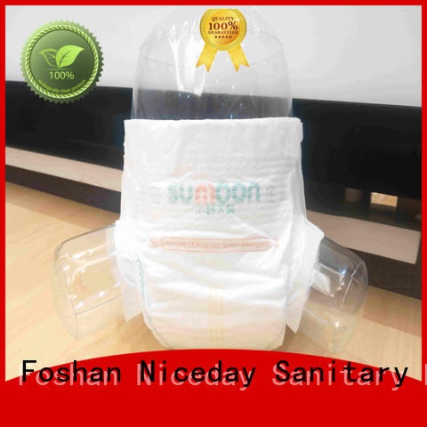 Niceday smart baby dry diapers dry for baby