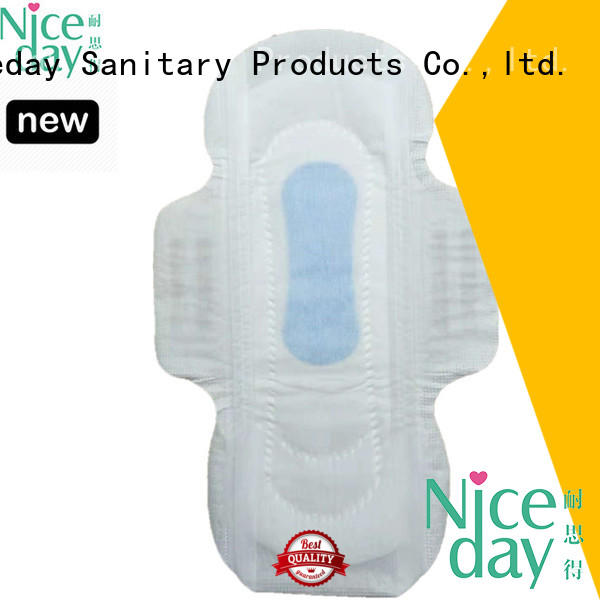 Niceday sanitary best sanitary pads reusable for ladies