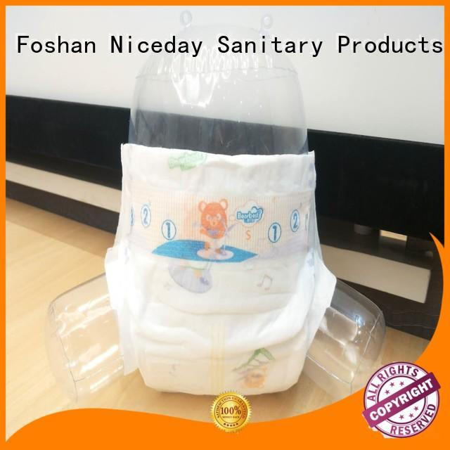 surperior free baby diapers cotton for baby Niceday