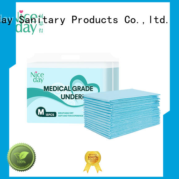 medical hospital bed pads baby underpad for baby