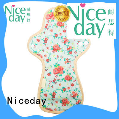 Niceday name feminine napkin printed