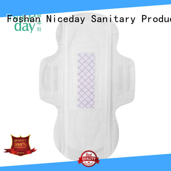 Niceday feeling ultra thin sanitary napkin cool for women