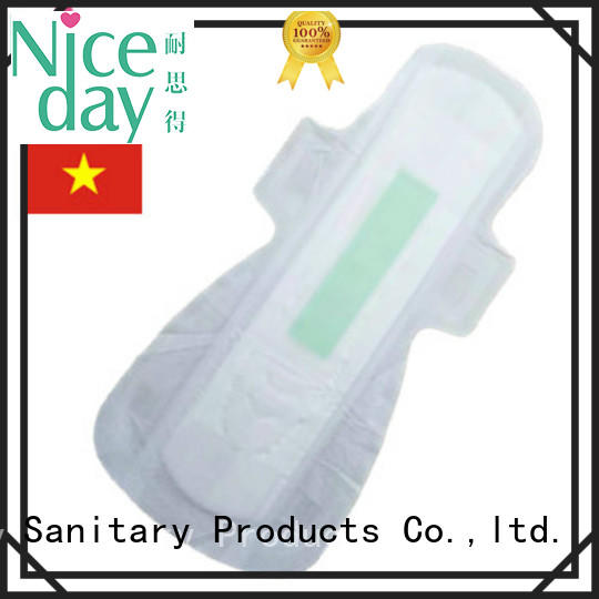 Niceday wholesales girls pad healthy for female