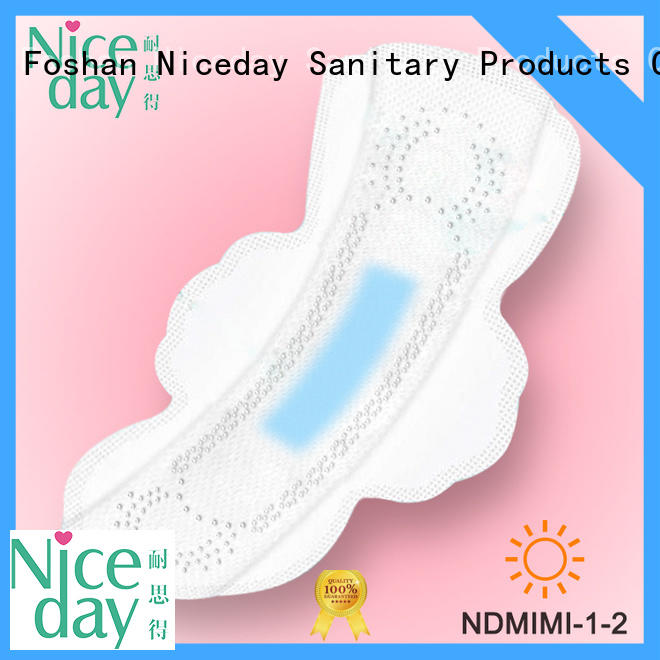 Niceday aloe sanitary napkin korea for period