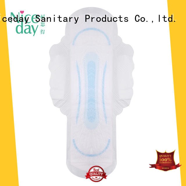 Niceday side women's sanitary pads disposable for female