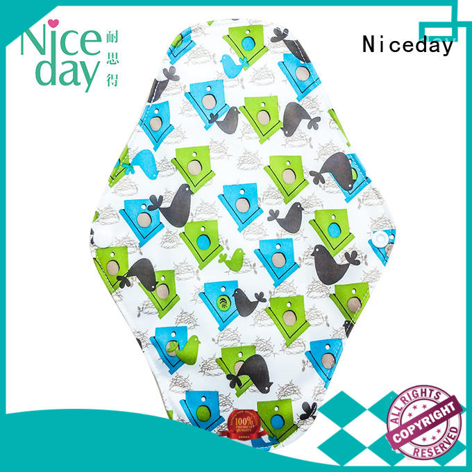 Niceday wonderful reusable feminine pads for women