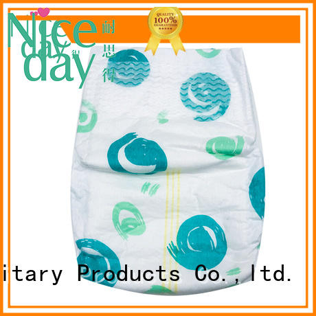 Niceday oem infant baby diapers premium for baby boy
