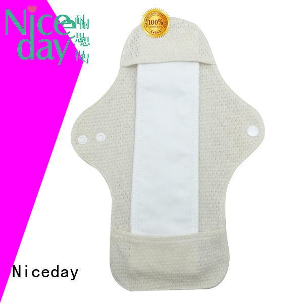 Niceday sanitary feminine napkin cotton for women