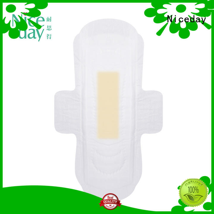 Niceday ultra best menstrual pads anion for women