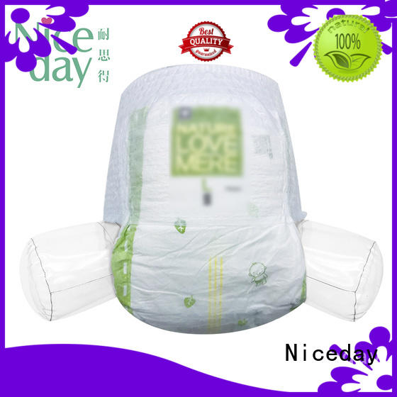 Niceday breathable good baby diaper super for baby girl