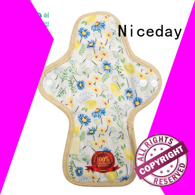 Niceday leak low cost sanitary napkins accept for baby