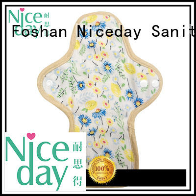 Niceday menstrual cotton menstrual pads natural for women