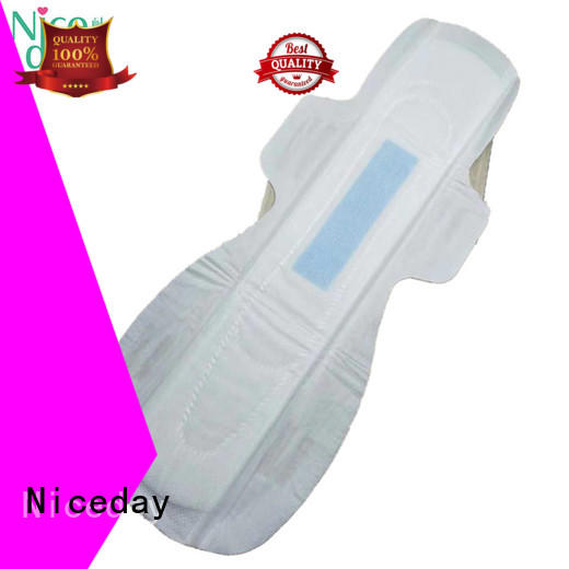 Niceday pad cheap sanitary pads lady for girls