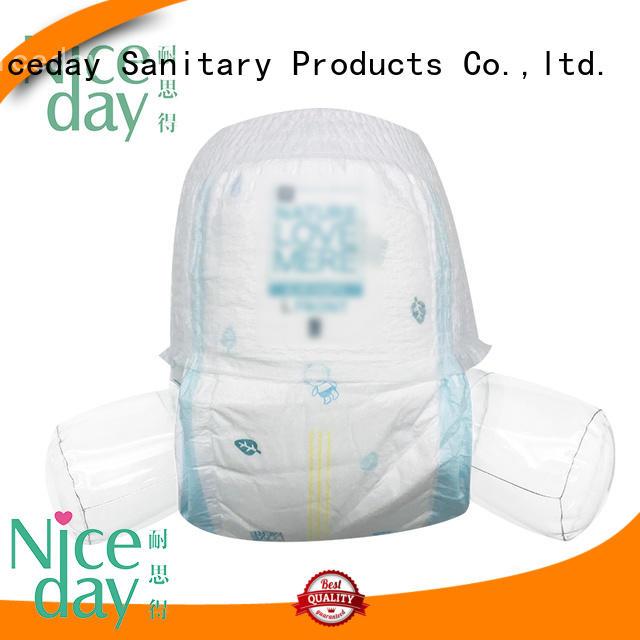 Niceday material diaper brands multiple for baby girl